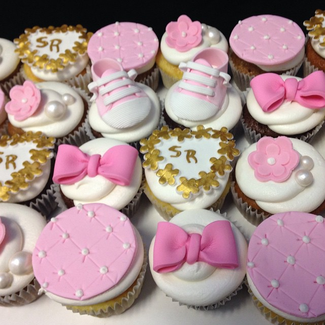Pink And Girlie 💖⭐️👑 Cupcakes Pink Girly Girl Baby