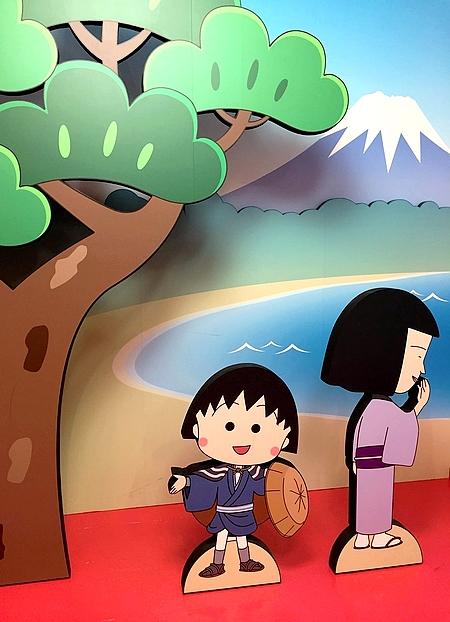 小丸子展日本旅行37