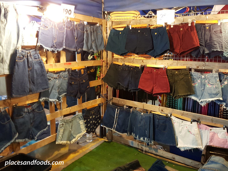 Talad Rod Fai 2 Bangkok Ratchada ladies pants
