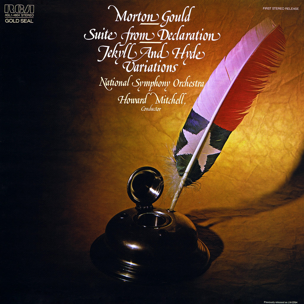 Morton Gould - Declaration Suite