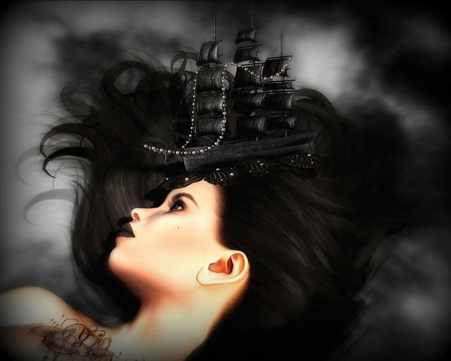 perle noir