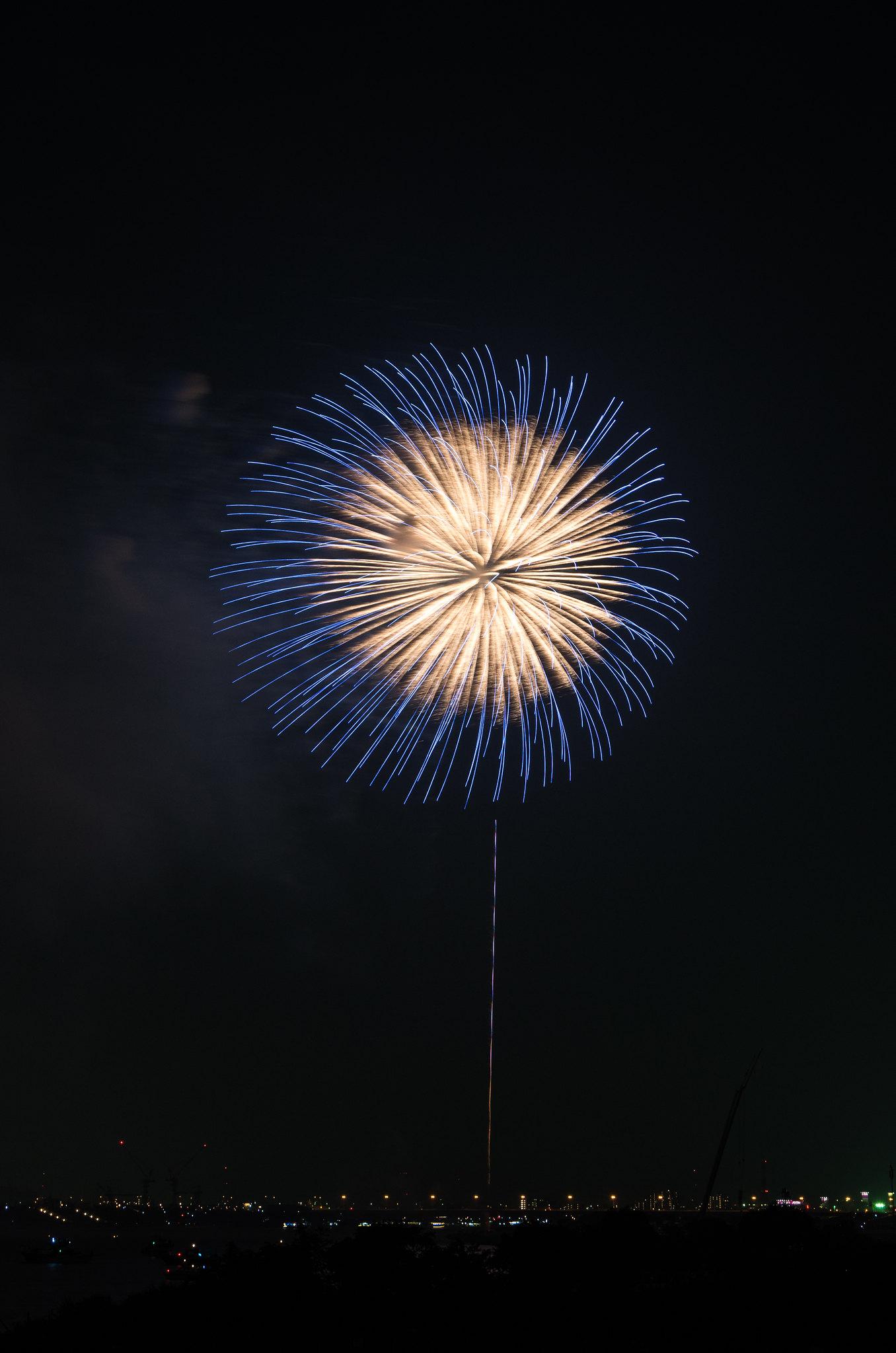 Edogawa Fireworks Festival 2