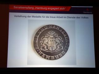 Hamburg engagiert sich 2016 - Senatsempfang