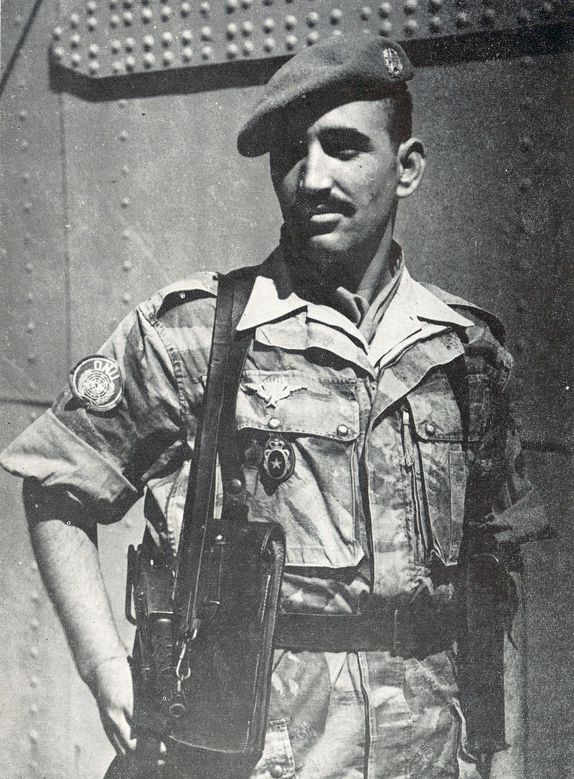 Les Forces Armées Royales au Congo - ONUC - 1960/61 31535621883_b0f513b0a1_o