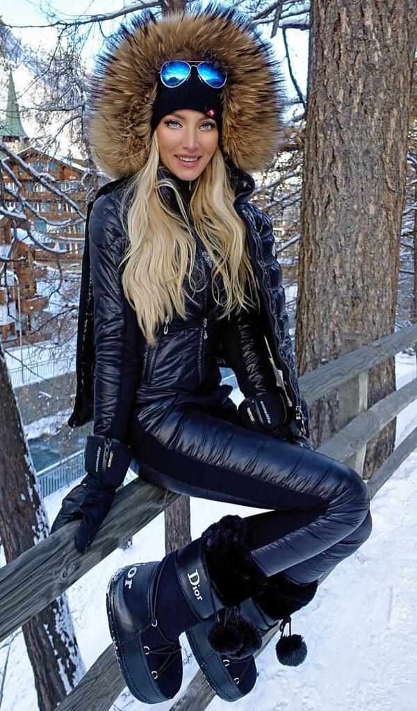 Moncler - Black  Skisuit Guy  Flickr-7707