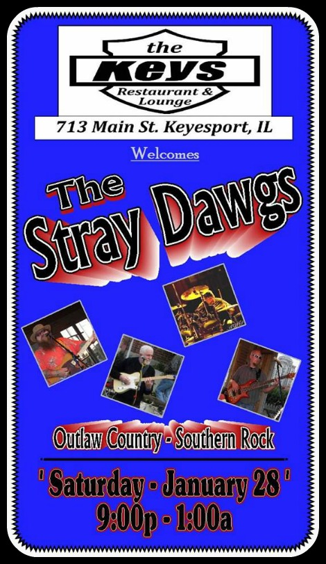 Stray Dawgs 1-28-17