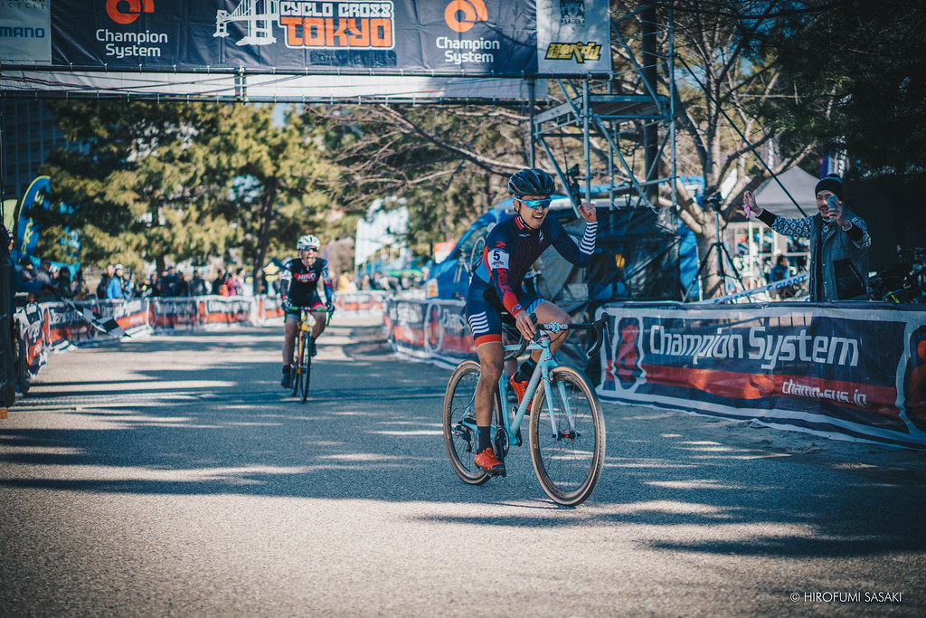 2017 CX TOKYO NORTH WHEELIE CYCLING TEAM