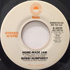 BOBBI HUMPHEREY:HOME-MADE JAM(LABEL SIDE-A)
