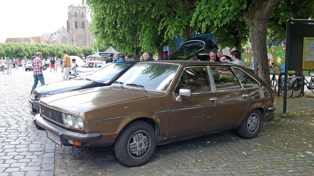 Renault 30 Tx V6 Injection Ph 1 1978 81 La Fte Des Lim Flickr