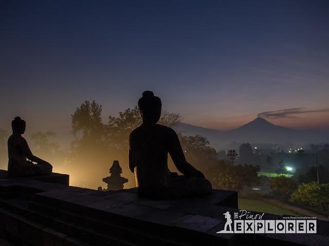 Borobudur Sunrise