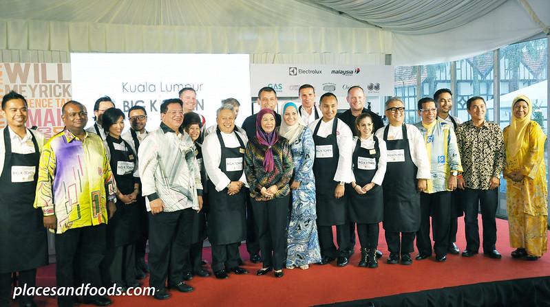 kl big kitchen malaysia media launch