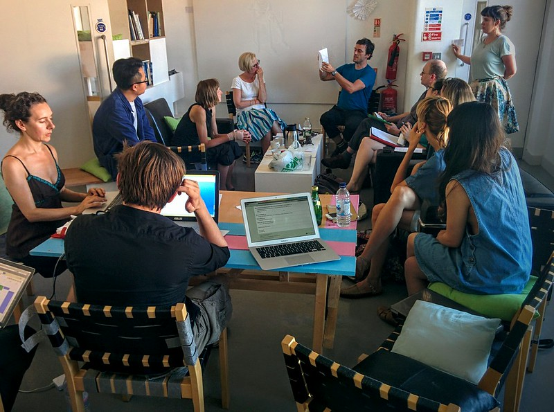 Critical Practice meeting