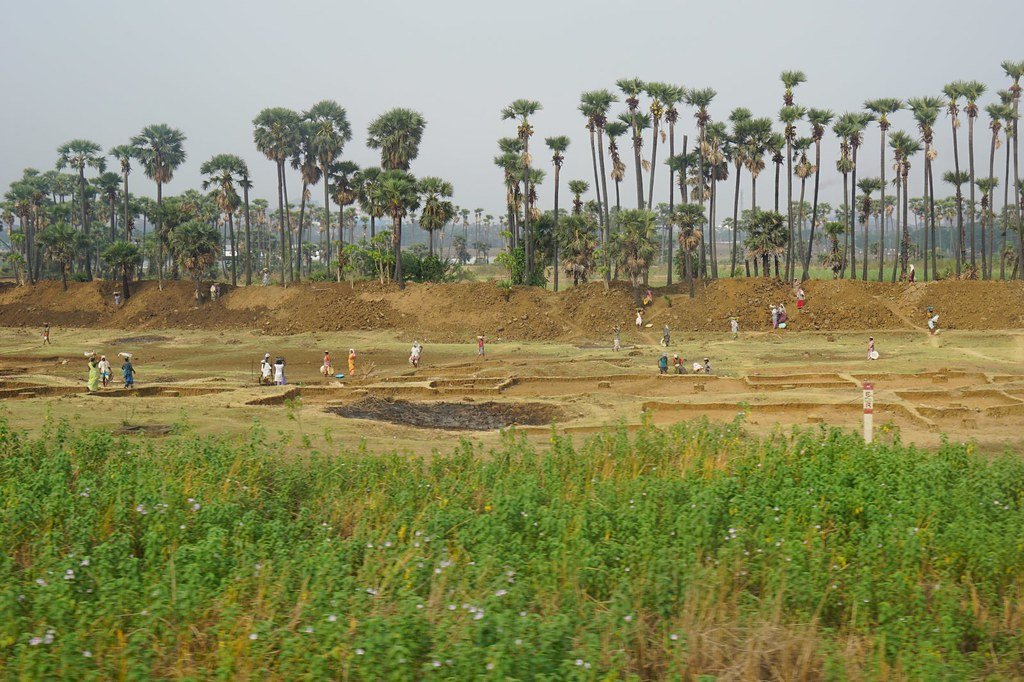 Araku Valley train Journey - from visakhapatnam-006