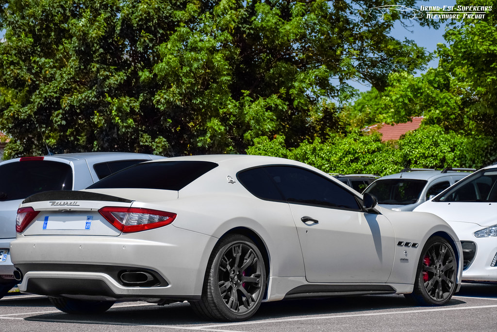 maserati granturismo s mc sport line flickr. Black Bedroom Furniture Sets. Home Design Ideas