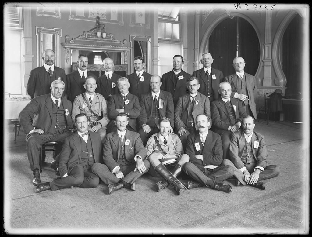 group of managing committee waratahs return title grou flickr