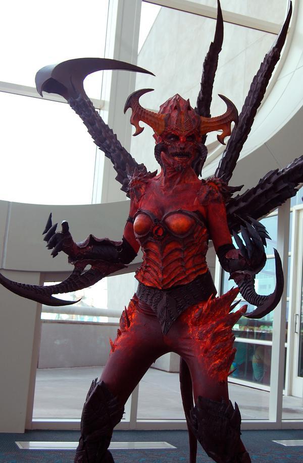San Diego Comic-Con 2015 Cosplay - Diablo