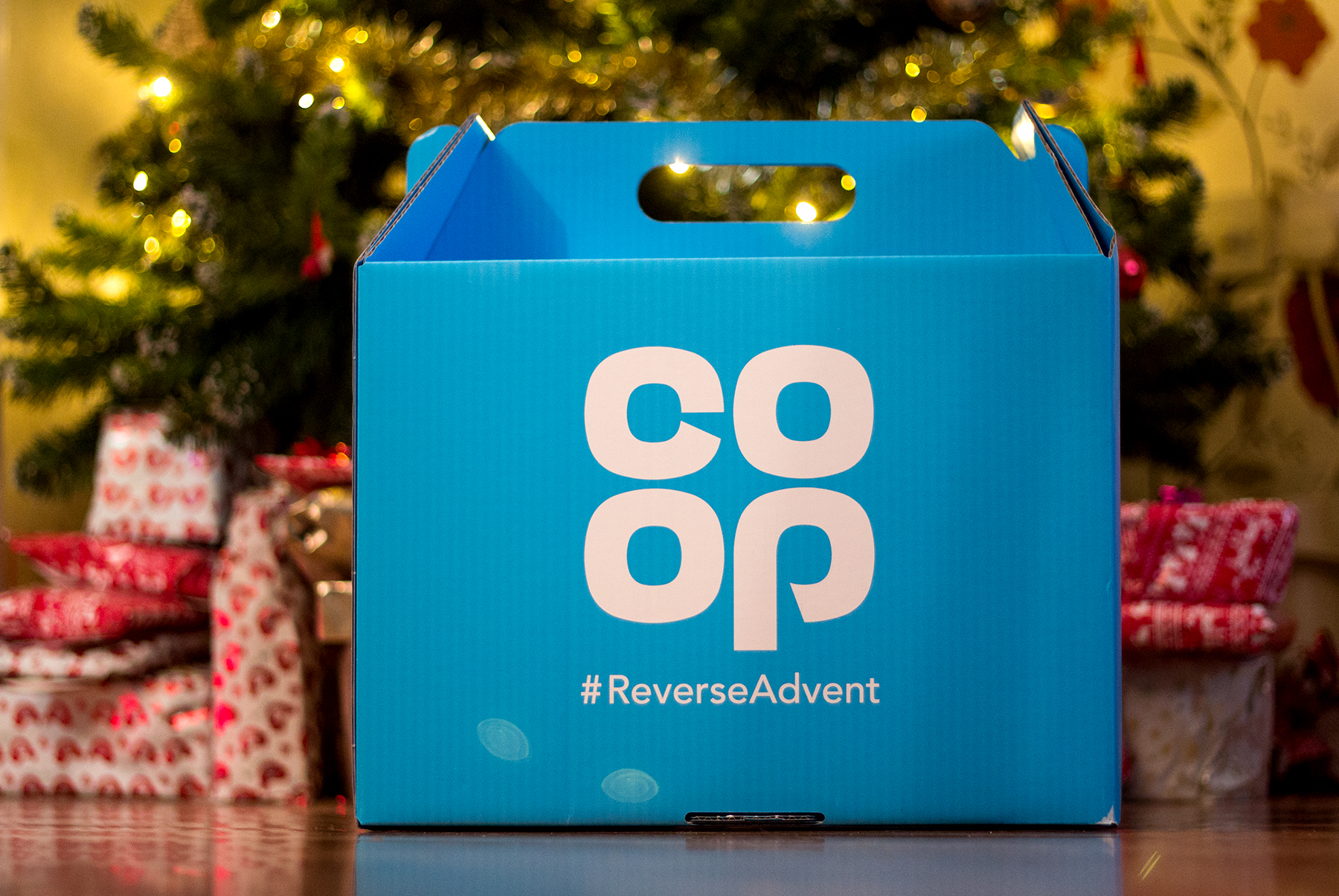 #ReverseAdvent with Co-Op // #15 of Blogmas '16