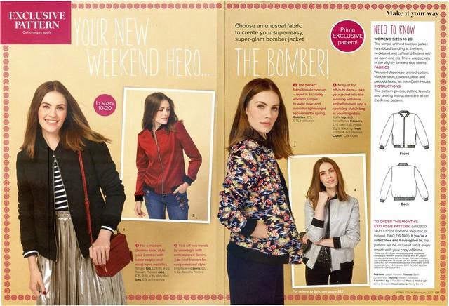 Prima Magazine - Pattern, Feb 2017 (02)