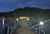Coron - Balinsasayaw Resort dock night