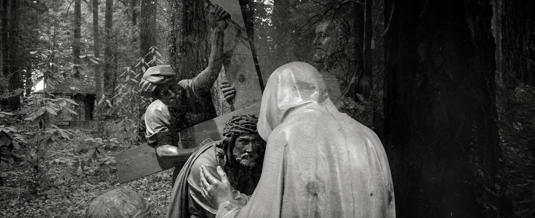 Jesus, Portland | by austin granger