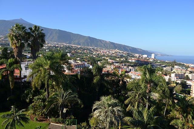 December, Puerto de la Cruz, Tenerife