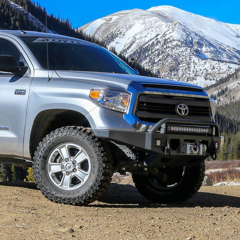 Toytec Lifts: Tundra in the mountains Snow January 2017