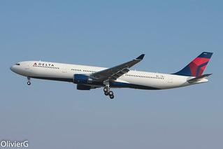 A330-302 Delta Airlines MSN1769 F-WWYS (N830NW) -  TLS