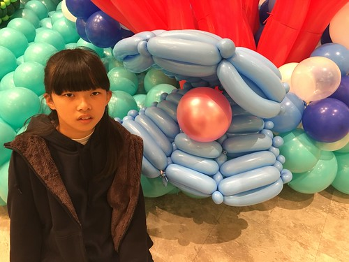 氣球動物園
