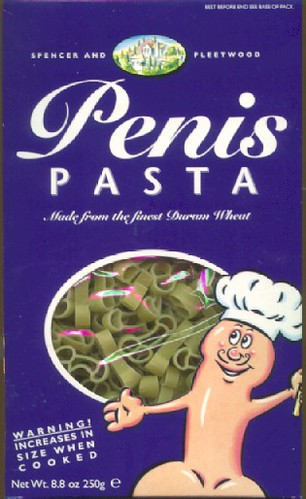Penis_Pasta | by notes from the trenches