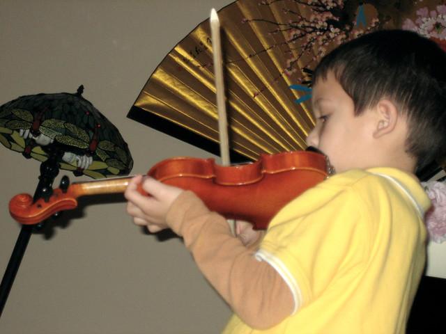 Violin Suzuki Games