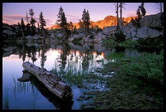 Five Lakes Basin, Sierra Nevada | by Buck Forester