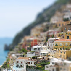 Tilt Shift - Positano | by McPHX