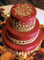mehndi cake | by Wedding or Party Decorations