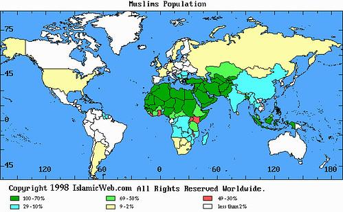 Islamic Population Islam Is The Fastest Growing Religion A Flickr - The fastest growing religion