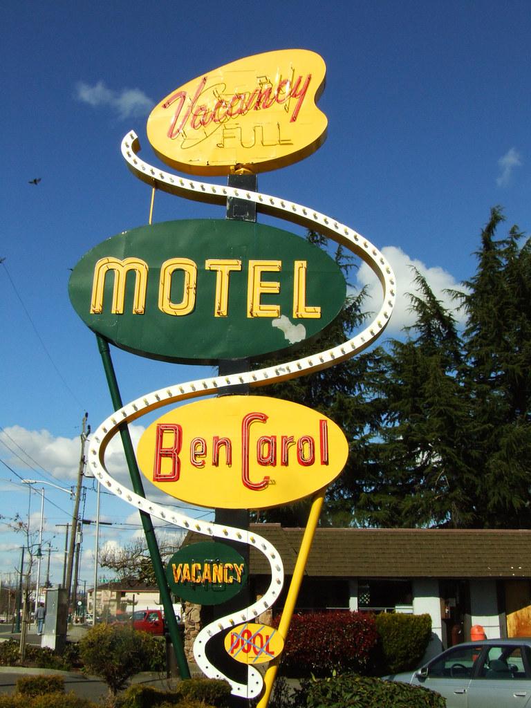 Motel  Tukwila Wa
