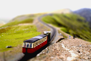 Snowdon railway | by Richard Leonard