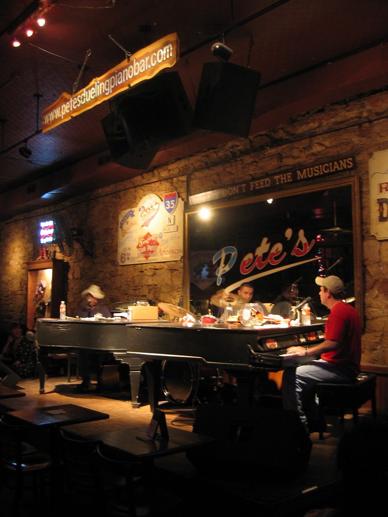 Dueling Piano Bar Delray Beach