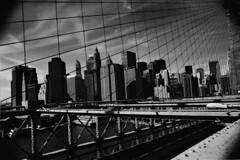 Manhattan through the web | by swan-t