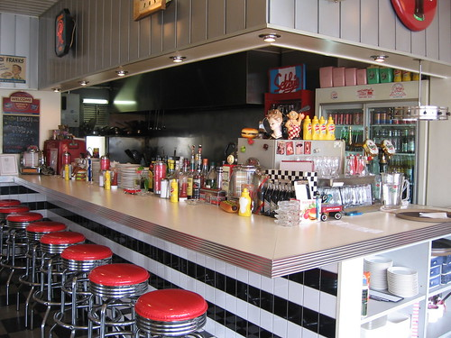Seky's 50s Diner | by Daa Nell