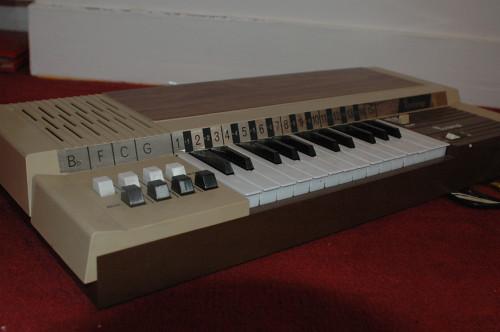 piano on keyboard free