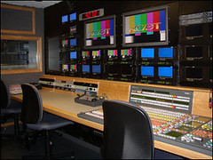 Video Control Room | by KCET L.A.