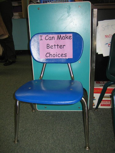 I can make better choices chair | by cambodia4kidsorg