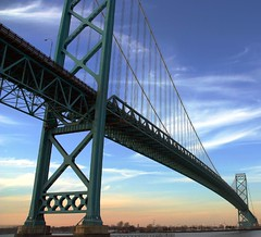 Ambassador Bridge | by redmann