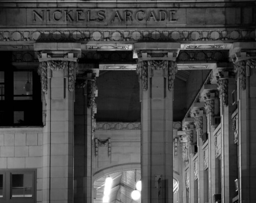 Nickels Arcade Detail | by gsgeorge