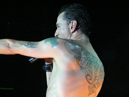 Dave Gahan, 12\03\05, Atlantic City, NJ, Borgata | by bonobaltimore