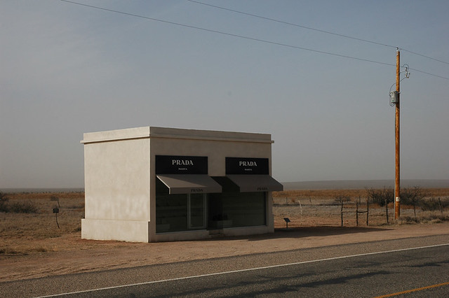 Prada Marfa | by informedmindstravel