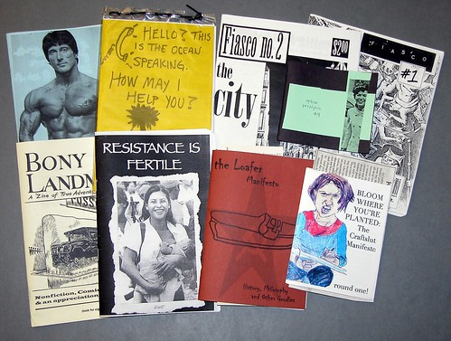 Colorado College Zine Collection | by Colorado College Tutt Library