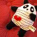 A Molly Chicken * Panda Knock-off ;)