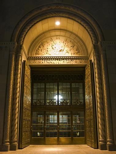 A grand entrance oliver hammond flickr for Grand entrances