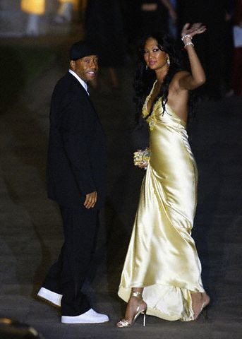 Russell and Kimora Lee Simmons | Russell Simmons and wife ...